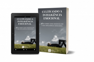 e-Book - Cultivando a inteligência emocional - Capa 3D